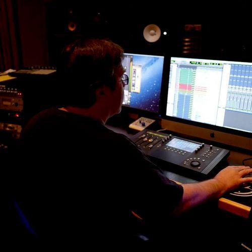 Engineering at Studio C, Nashville.