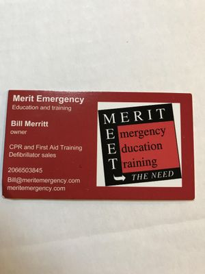 Avatar for Merit Emergency Education and Training Issaquah, WA Thumbtack