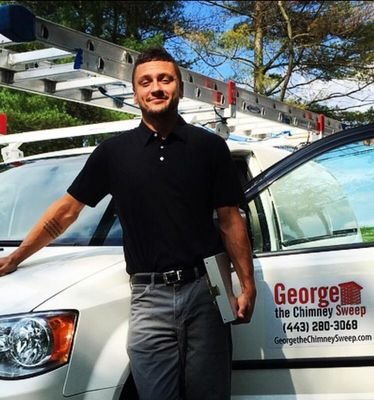 Avatar for George the Chimney Sweep Woodbine, MD Thumbtack