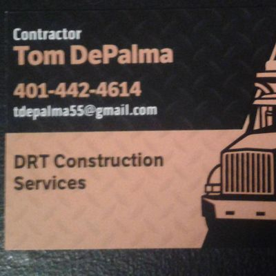 Avatar for DRT Const. Services Warwick, RI Thumbtack