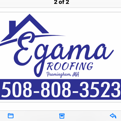 Avatar for Egama Roofing Corp Framingham, MA Thumbtack