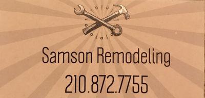 Avatar for Samson Remodeling