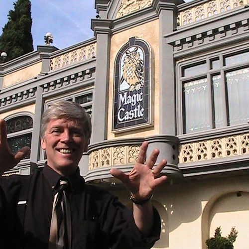 Several years of performances at the world famous Magic Castle in Hollywood.