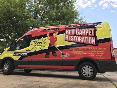 Avatar for Red Carpet Restoration Olathe, KS Thumbtack