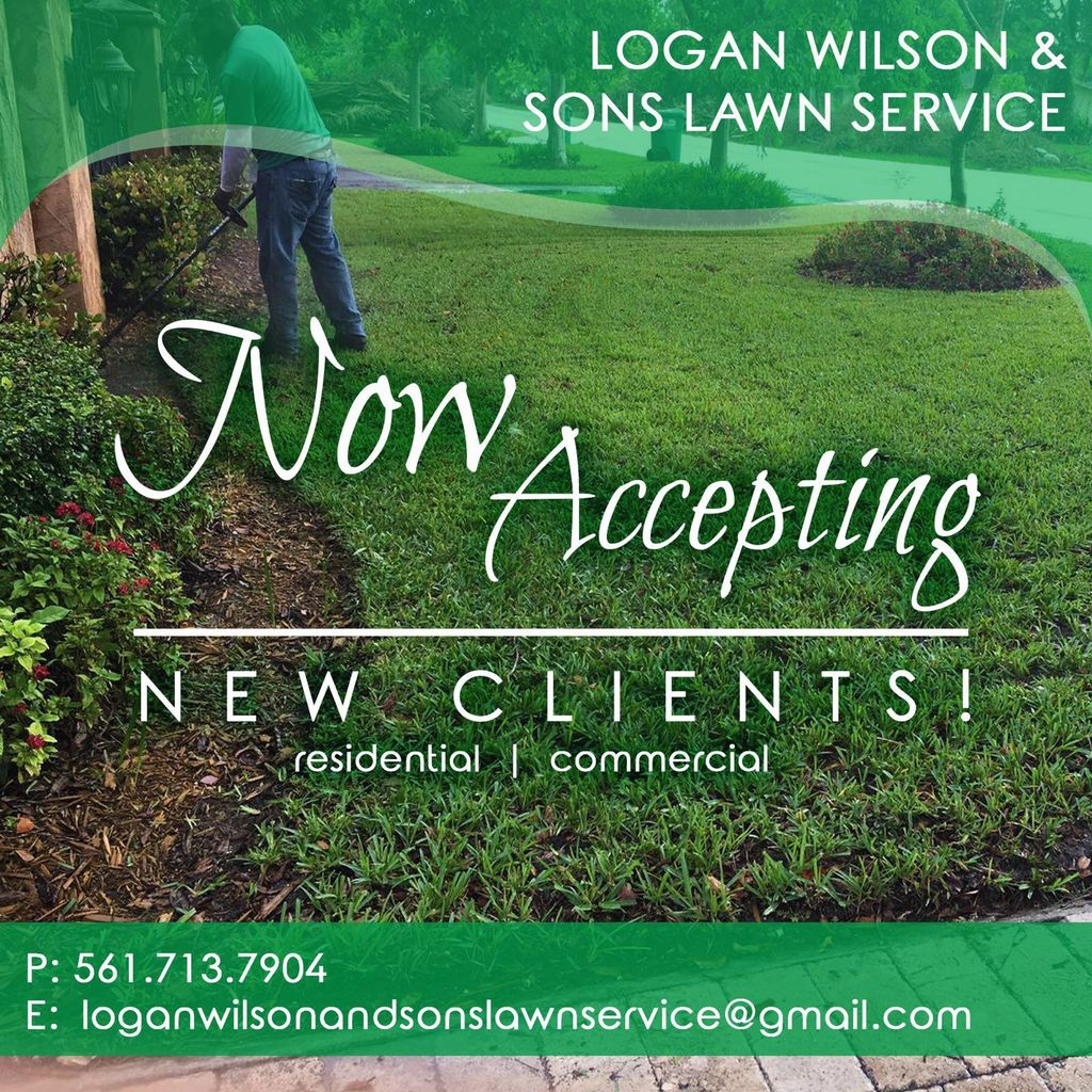 Logan Wilson And sons Lawn Service