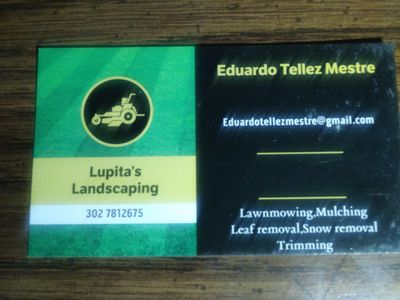 Avatar for Lupita's Landscaping Wilmington, DE Thumbtack