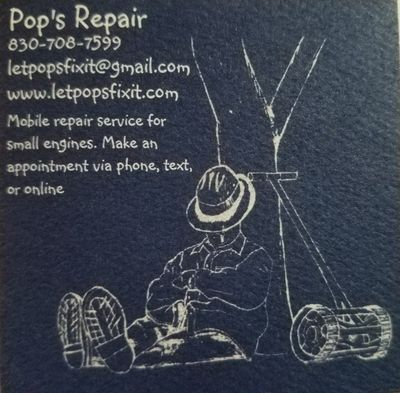 Avatar for Pop's Repair San Marcos, TX Thumbtack