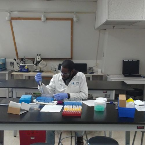Performing Research in the Laboratory