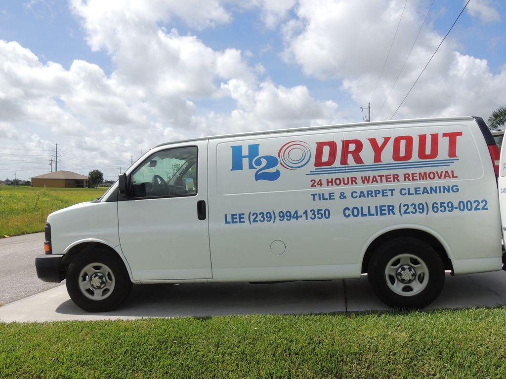H2O Dryout