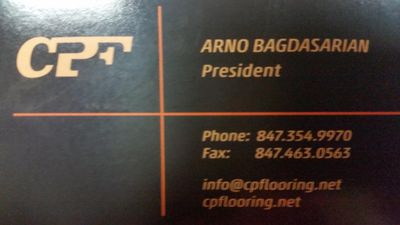 Avatar for Chicago Professional Flooring