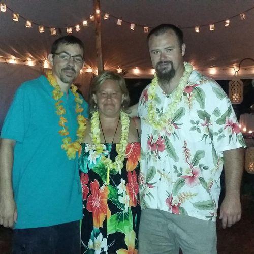 With Eric & Lisa Lynn. Sep 17th, 2016.