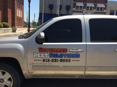 Avatar for Veterans Pest Solutions Huntingburg, IN Thumbtack