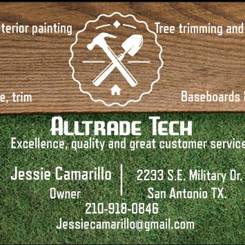 Alltrade Tech  Handyman Services