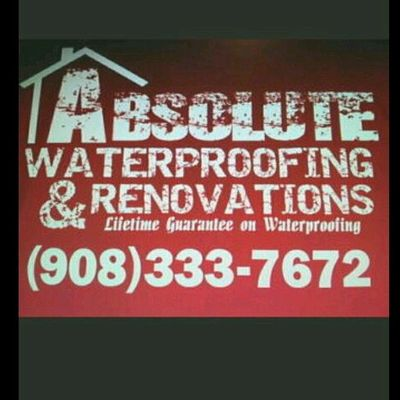 Avatar for ABSOLUTE WATERPROOFING & RENOVATION