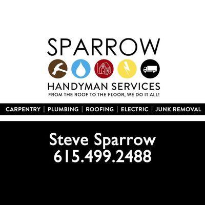 Avatar for Sparrow Handyman Services