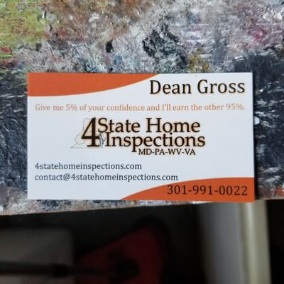 Avatar for 4 State Home Inspections Williamsport, MD Thumbtack