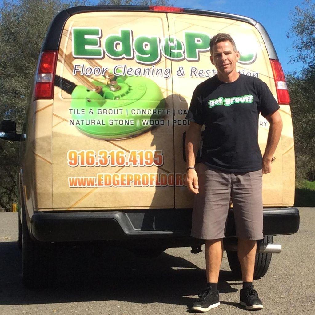 EdgePro Floor Cleaning & Restoration