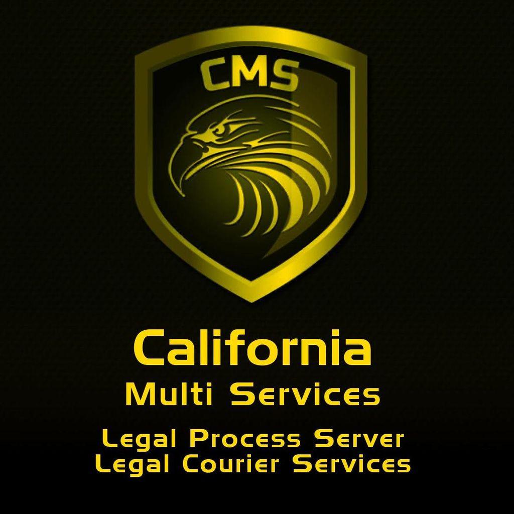California Multi-Services Process service & cou...