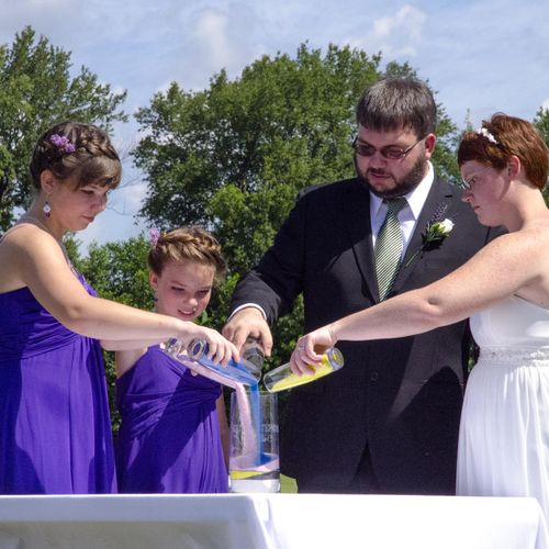Weddings – Vow Renewals – Family Events