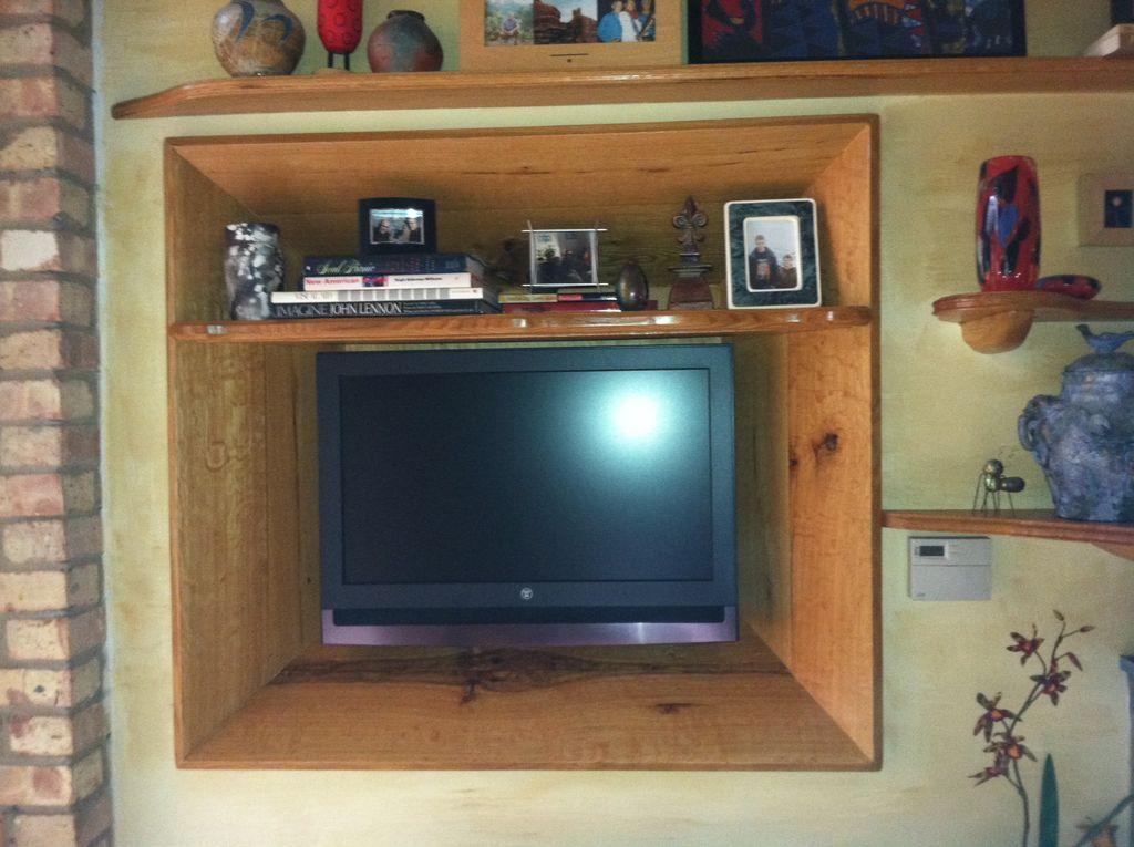 Custom cabinets &  shelves