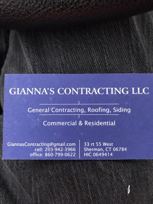 Avatar for Gianna's Contracting LLC