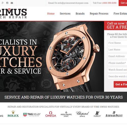 Watch Repair & Service