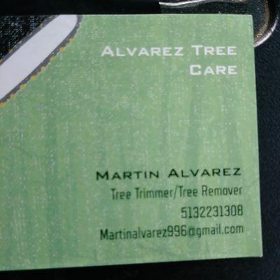 Avatar for Alvarez Tree Care Columbus, OH Thumbtack
