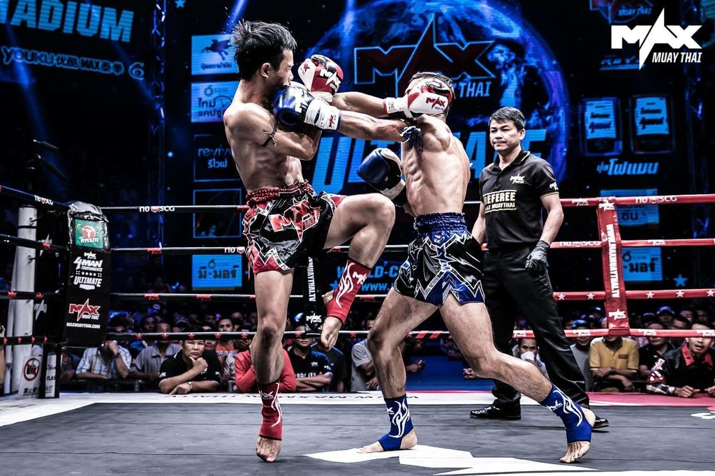 Rachanon Boxing