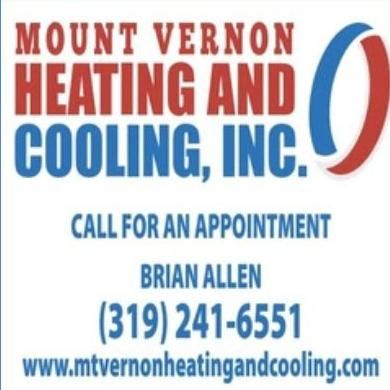 Avatar for Mount Vernon Heating and Cooling Marion, IA Thumbtack