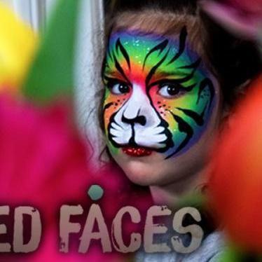 Illuminated Faces