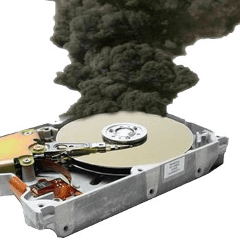 we offer data recovery