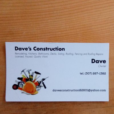 Avatar for Daves Construction