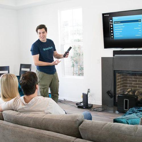 SmartTV Setup