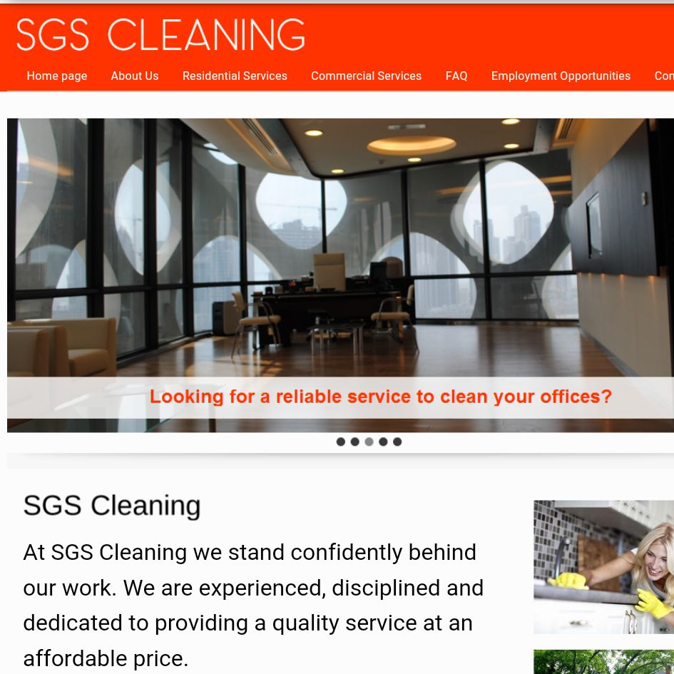 SGS Cleaning