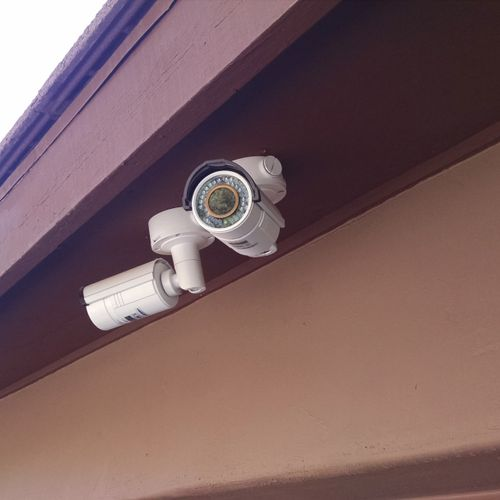 Live streaming Security Systems