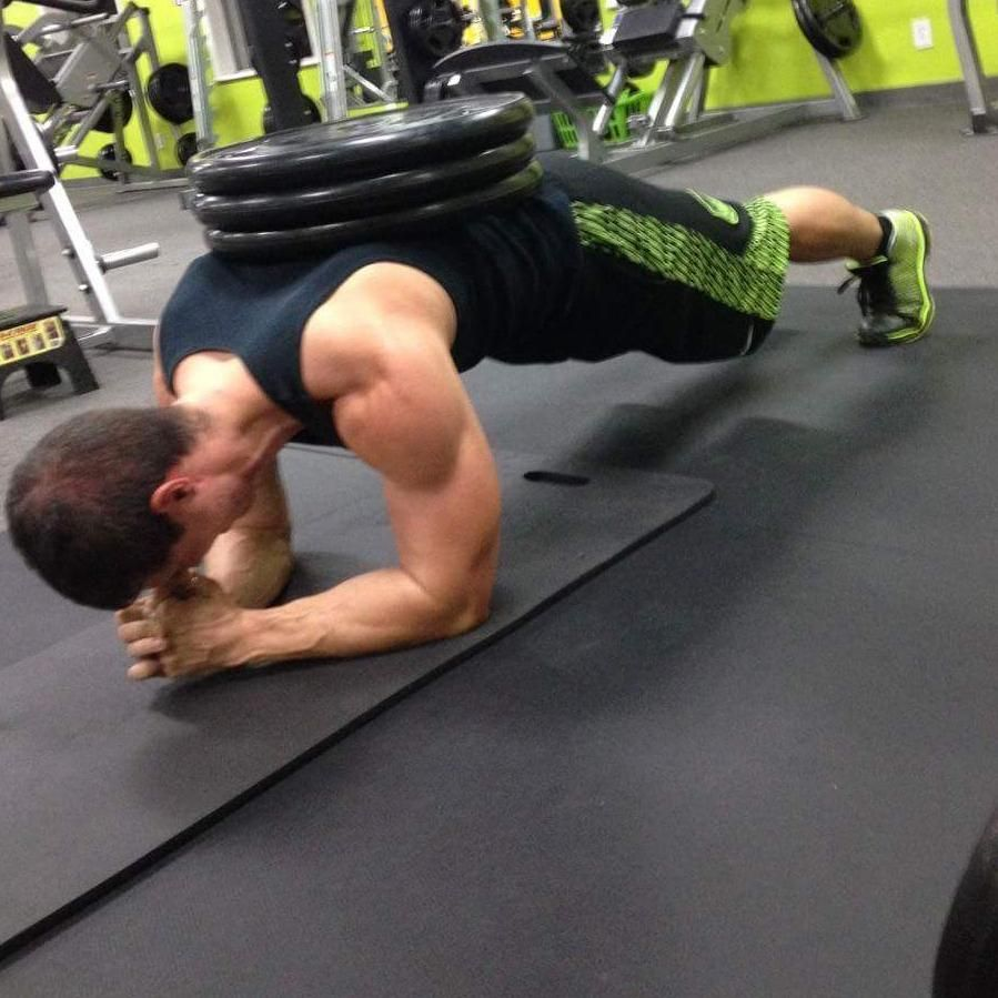 Chris's Total Fitness Personal Training