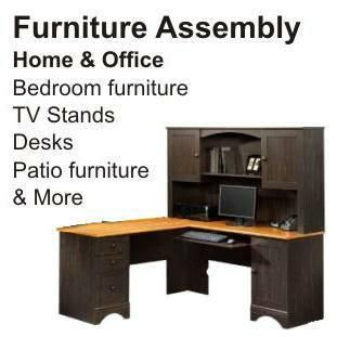 Bx Furniture Assembly
