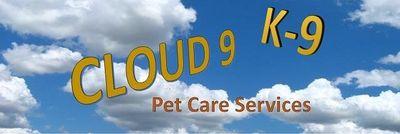 Avatar for Cloud9 K9 Pet Services
