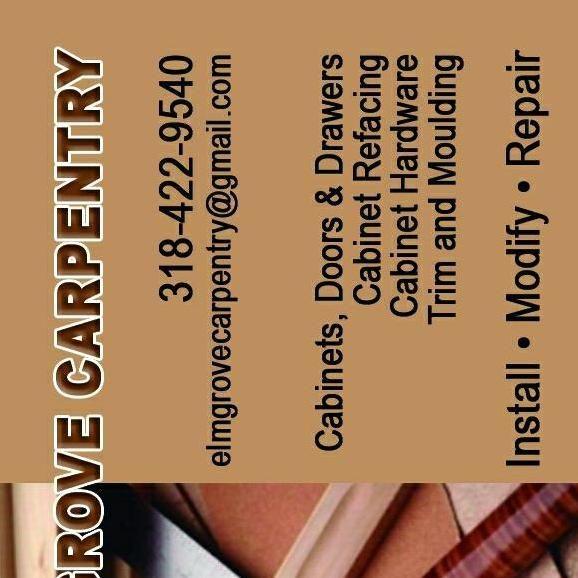 Elm Grove Carpentry