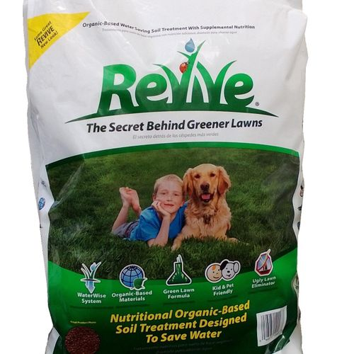 Revive Will Keep You Keep Your Lawn Green During The Hot Months Of The Season