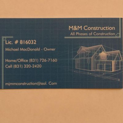 Avatar for M&M Construction