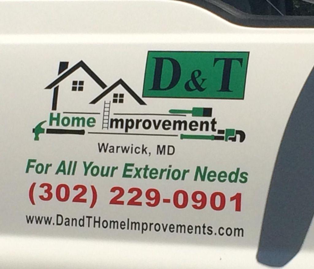 D & T Home Improvements, LLC