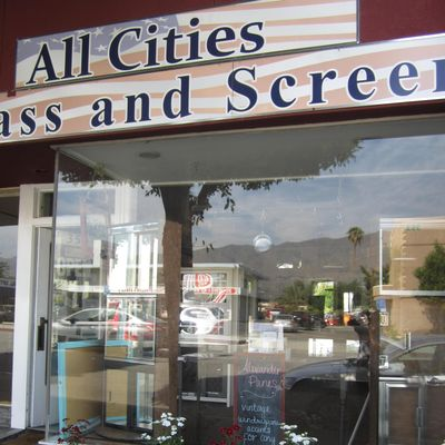 Avatar for ALL CITIES GLASS AND SCREEN