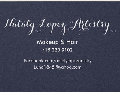 Avatar for Nataly Lopez Artistry