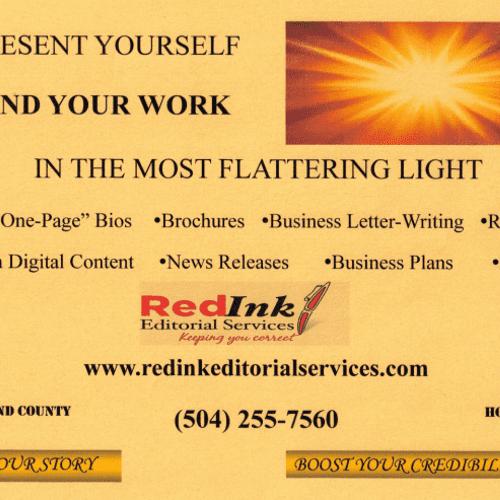 Firm Advertisement (6-30-2015)