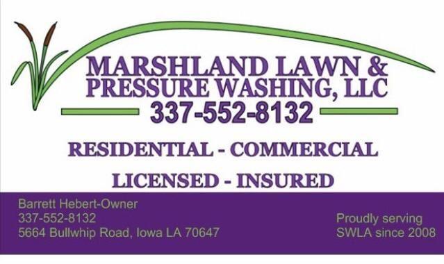 Marshland Lawn & Pressure Washing