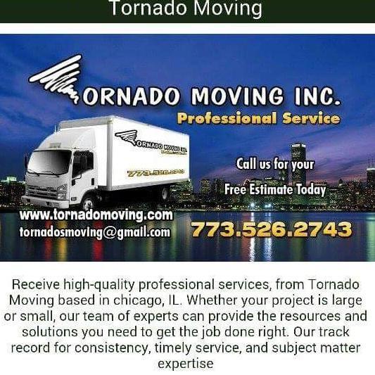 Tornado Junk Romoval Inc.