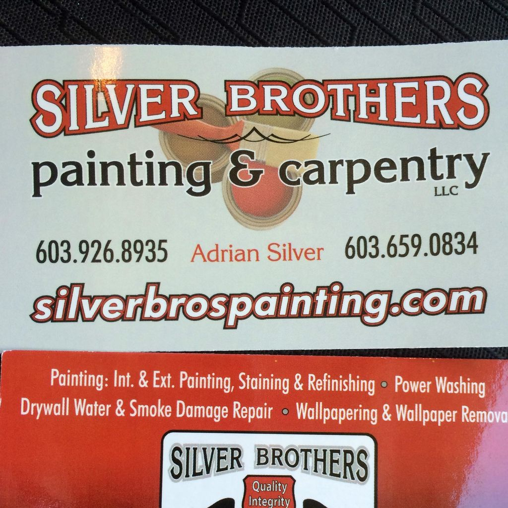 Silver Brothers Painting & Carpentry LLC