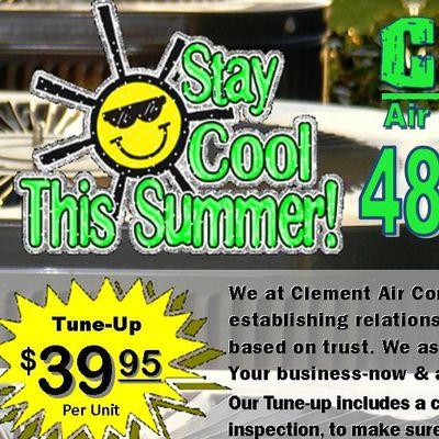 Avatar for Clement Air Conditioning & Heating Mesa, AZ Thumbtack
