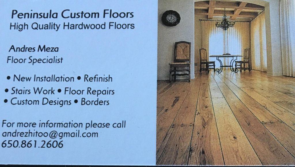 Península Custom Floors